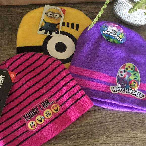 a2c589368fb Kids hats. NWT
